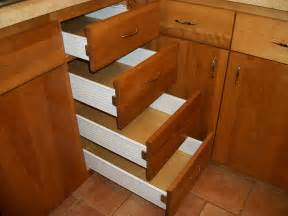 drawers for kitchen cabinets kitchen cabinet drawer options healthycabinetmakers com