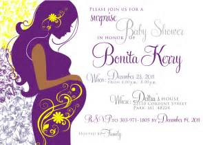 Purple Baby Shower Invitation Templates by Baby Shower Invitations Purple And Gray All Invitations