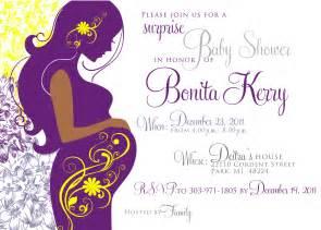purple baby shower invitation templates baby shower invitations purple and gray all invitations