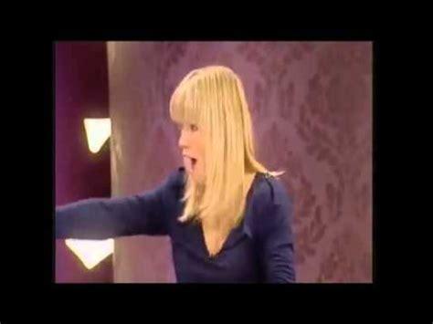 military haircut woman hypnosis body language game show td body language