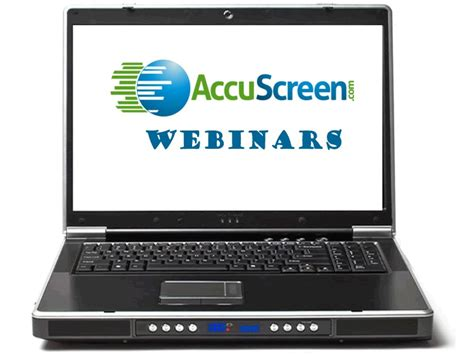 Workers Compensation Background Check Webinar Employment Background Checks Demystified