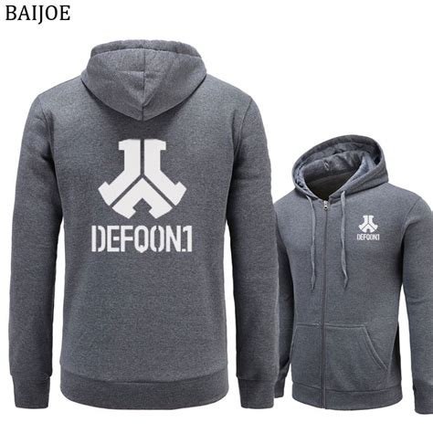 Hoodie Monstercat High Quality 1 high quality hoodies defqon 1 rock letter printed