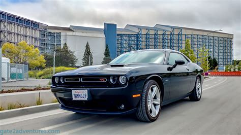 dodge challenger test drive test drive 2017 dodge challenger r t gate to adventures