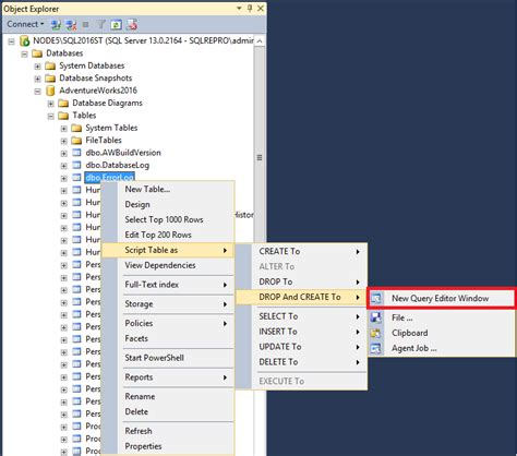 sql server rename table sql server rename table script cabinets matttroy