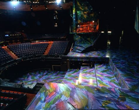 mystere theater seating map le grand chapiteau mystre