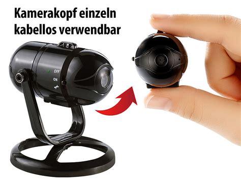 Kamera Wifi Kamera Wifi somikon mini wlan kamera quot ac 640 wifi quot batterie o netzteil betrieb