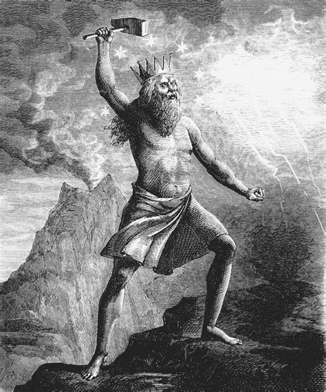 ancient god thor the norse mythology blog norsemyth org the mighty thor