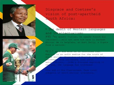 themes in the book disgrace disgrace presentation