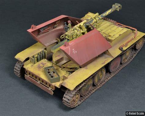 Krupp Ardelt Waffentrager 105 Mm krupp ardelt waffentr 228 ger 105mm lefh18 rebel scale