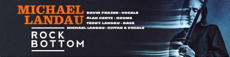 Hits Rock Bottom by Michael Landau Hits Rock Bottom Sonicabuse