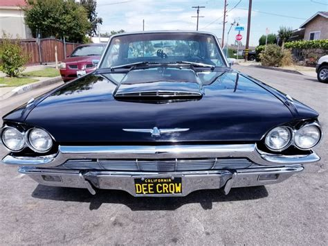 1965 Ford Thunderbird For Sale in Los angeles, California