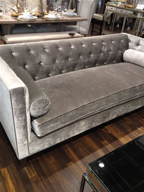 silver velvet couch best 25 grey velvet sofa ideas on pinterest gray velvet