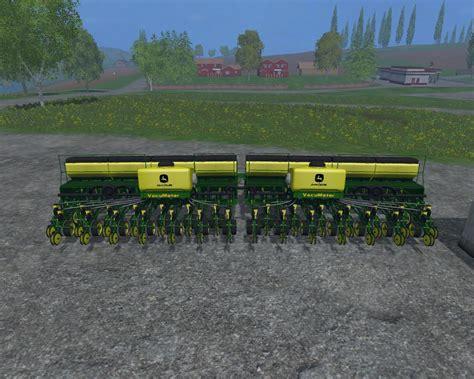 Mod Planter by Deere 2130 Ccs Planter V1 4 Fs 15 Farming