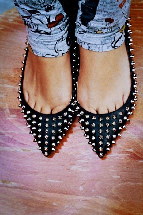Christian Stud Balerina Shoes 25 best ideas about ballerina flats on
