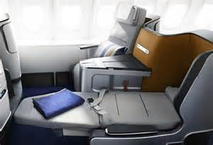 American Airlines 777 200 Interior Reader Question Lufthansa S New Business Class Rollout