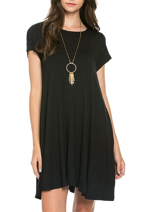 Mittoshop Knit Swing Dress From Alabama By Flaunt Boutique