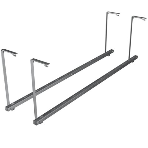 ceiling ladder storage ladder hanger silver canada garage organization strong
