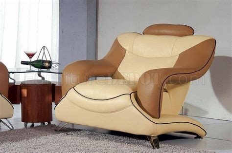 contemporary tan brown bonded leather living room set st two tone leather modern 3pc living room set 7055 beige brown