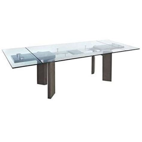 proton glass dining table scan design modern