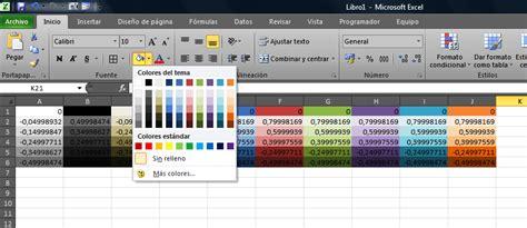 Activecell Interior Color by Vb Para Aplicaciones Excel Marzo 2012