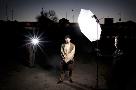 Outdoor Studio Lighting Mobile Lighting For Travel Photography Brian Hirschy Photography