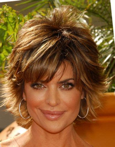 lisa rinna razor cut 1928 best hair images on pinterest hairstyle ideas