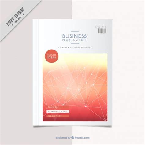 business magazine template business magazine template vector premium