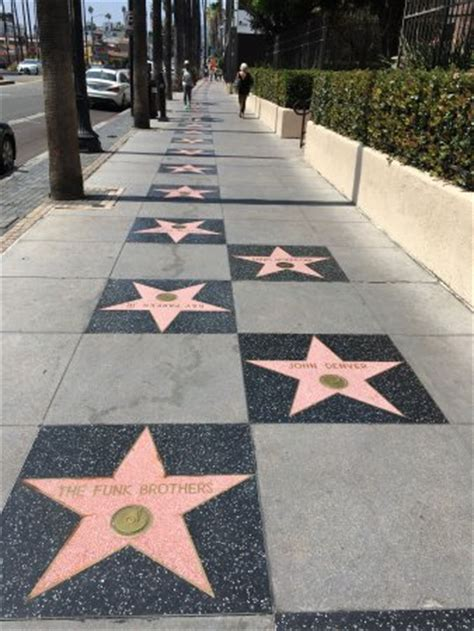 walk of fame picture of walk of fame