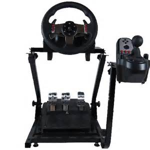 Steering Wheel Stand Uk Gt Omega Steering Wheel Stand For Logitech G25 G27