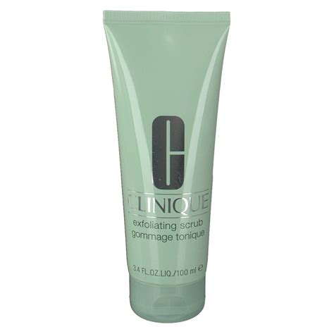 Clinique Exfoliating Scrub clinique exfoliating scrub shop apotheke