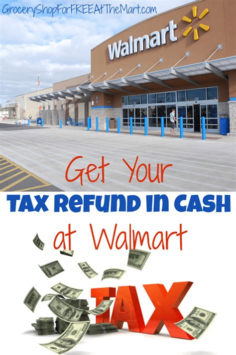Can You Get Cash Back On A Walmart Gift Card - get your tax refund back in cash at walmart grocery shop for free at the mart