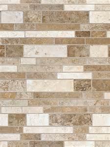multi color backsplash tile multi color travertine mix subway backsplash tile
