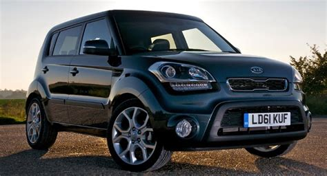 Lifted Kia Soul Kia S Facelifted 2012 Soul Lands In Britain