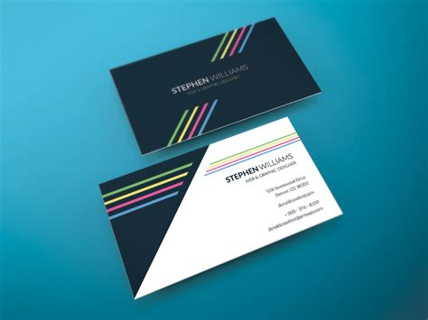 Business Card Side