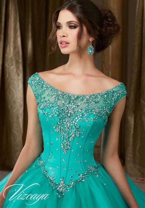 33 vestidos xv anos color aqua 11 ideas para fiestas
