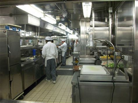 Kitchen On Cruise Ships Usph Cdc Inspections