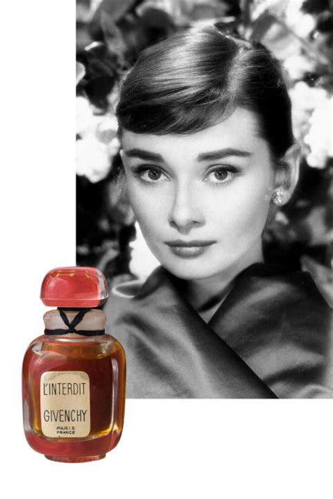 audrey hepburn face shape famous women favorite perfume princess diana audrey