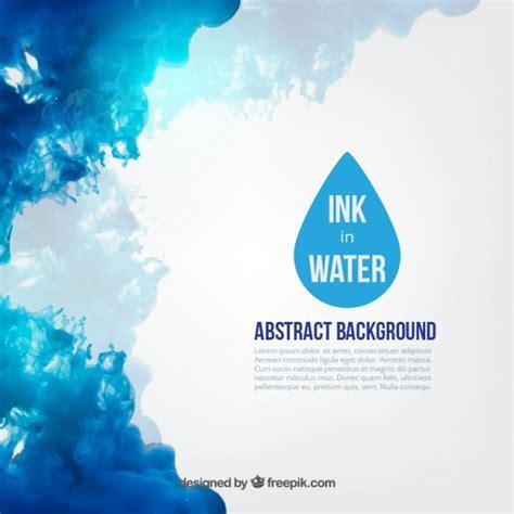 design engineer water tinta azul na 225 gua baixar vetores gr 225 tis