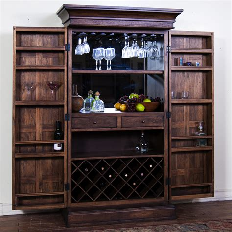 Armoire Bar Ideas by Bar Armoire