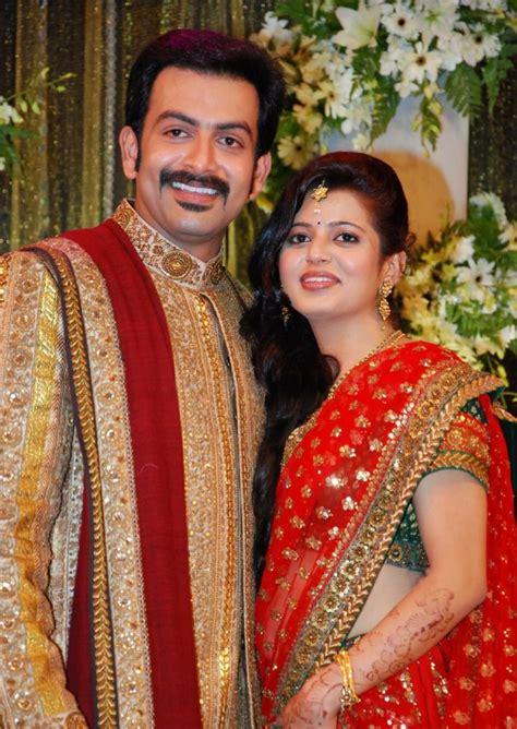 Marriage Stills New by Picture 9122 Prithviraj Supriya Menon Wedding Reception