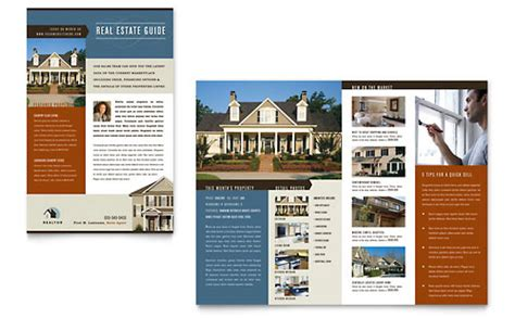 Real Estate Newsletters Templates Designs Property Management Newsletter Templates