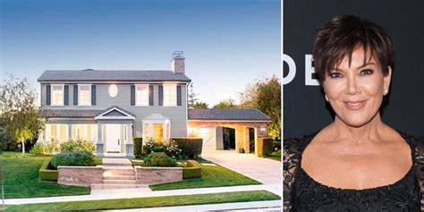 kris jenners address kris jenner buys calabasas home kris jenners new home