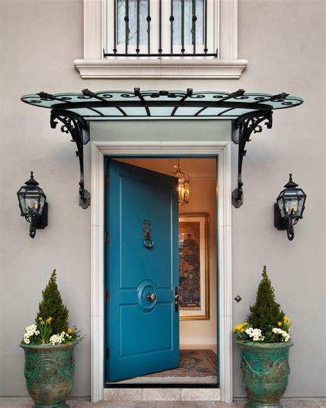 front door trim ideas    attractive facade