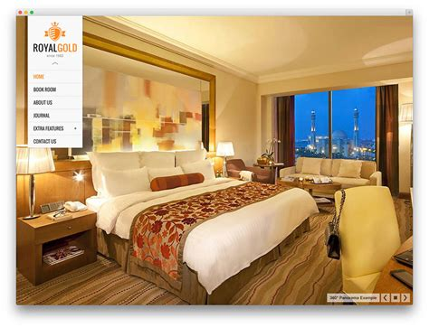Theme Hotel Full Screen   50 best wordpress travel themes for blogs hotels and