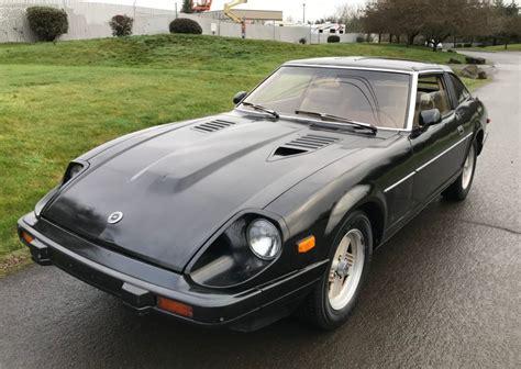 1983 datsun 280zx turbo no reserve 1983 datsun 280zx 2 2 turbo 5 speed for sale
