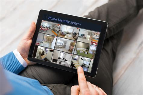 home security cameras with personal assistant features are