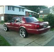 GRAND MARQUIS ON 24S IROCS W2TIME  YouTube