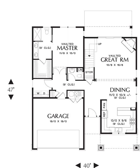 house halifax house plan green builder house plans