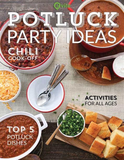 party potluck themes potluck party ideas evite