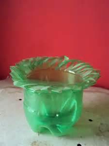 Gold Glitter Vase Plastic Bottle Craft Ssartscrafts